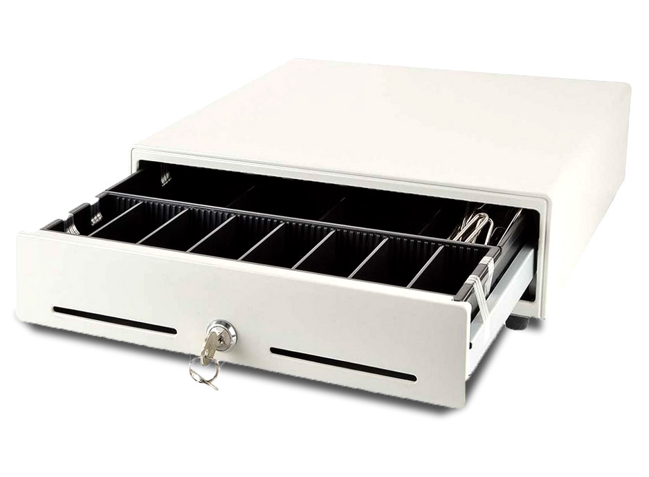 Equip your RoverCash till with a cash drawer