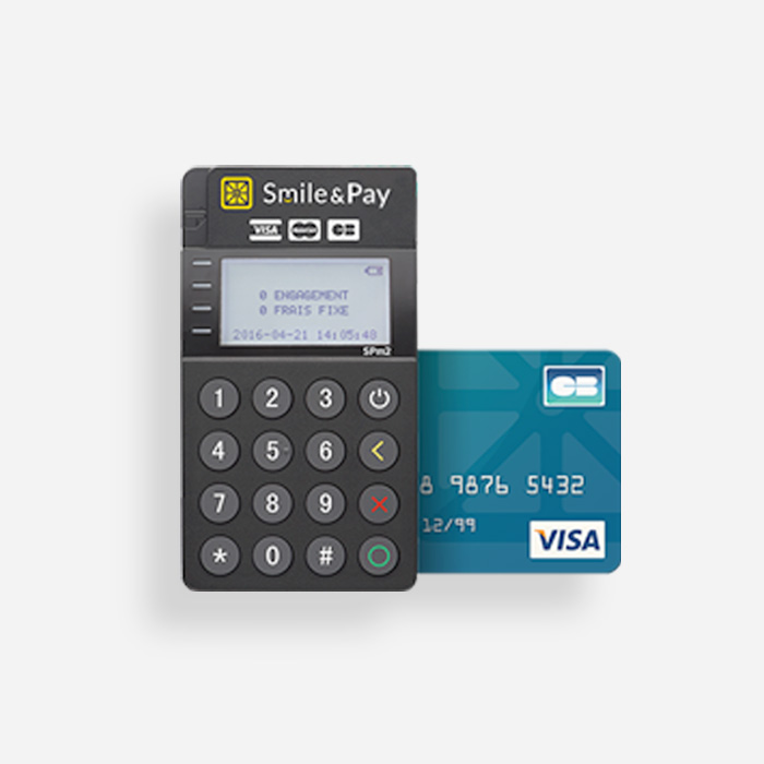 Use the EPT Smile&Pay with RoverCash