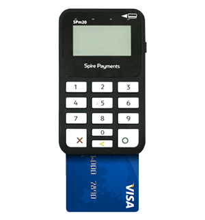 The EPT is compatible with the RoverCash till software